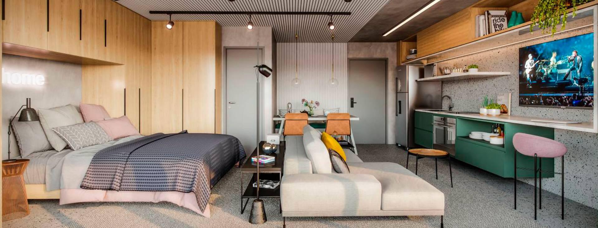 Apartamentos no Centro de São Paulo SP