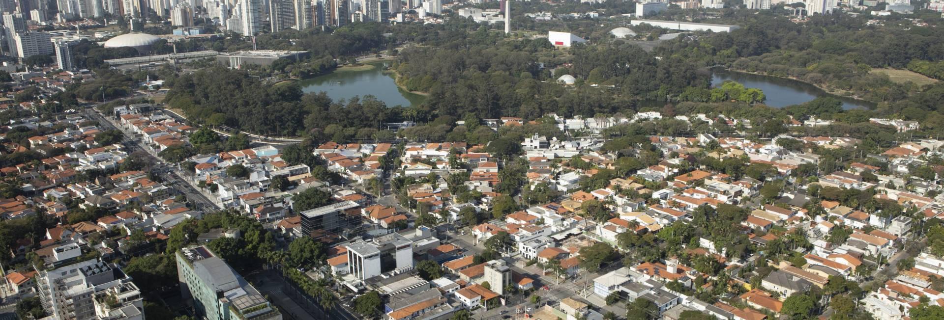 Apartamentos nos Jardins para você vivenciar o todo e o detalhe.